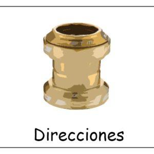 DIRECCIONES - Headsets