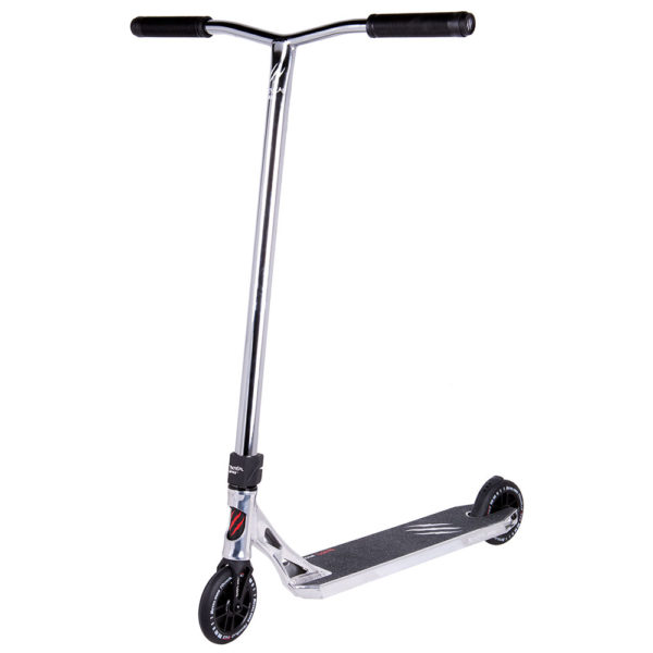 Patinete Scooter Bestial Wolf Killer K6 silver