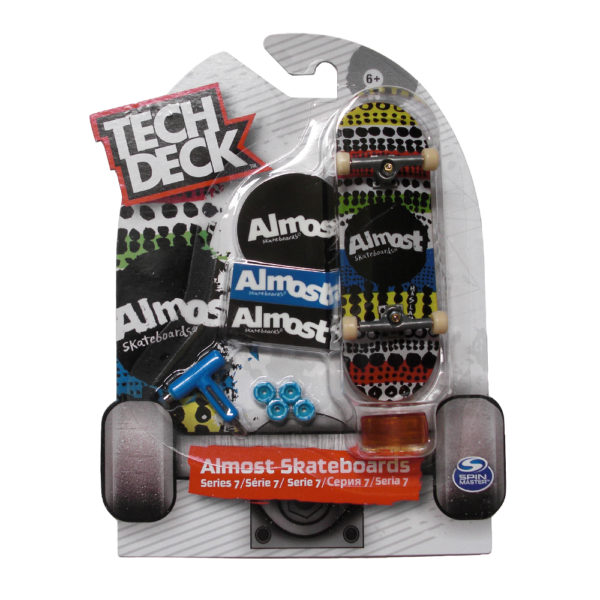 Tech Deck Series 7 Almost Skateboards