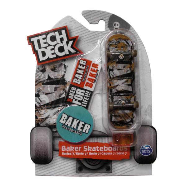 Tech Deck Series 7 Baker Skateboards Finger Skate