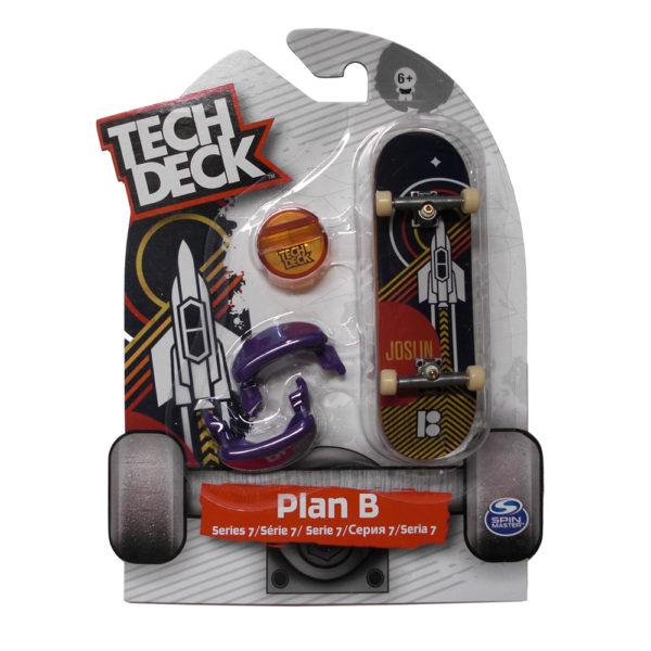 Tech Deck Series 7 Plan B Joslin Finger Skate