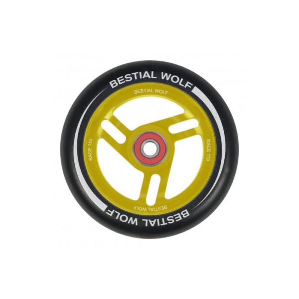 rueda-bestial-wolf-race-negra-nucleo-amarillo