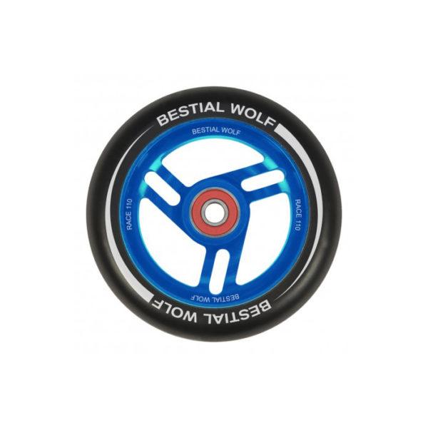 rueda-bestial-wolf-race-negra-nucleo-azul
