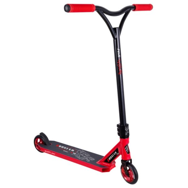 Patinete Bestial Wolf Booster B16 Rojo