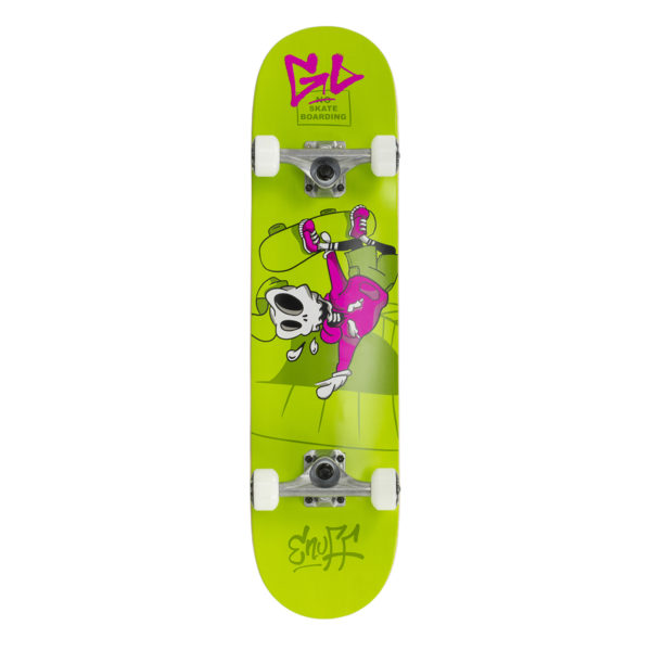 Enuff Skateboard Skully Complete