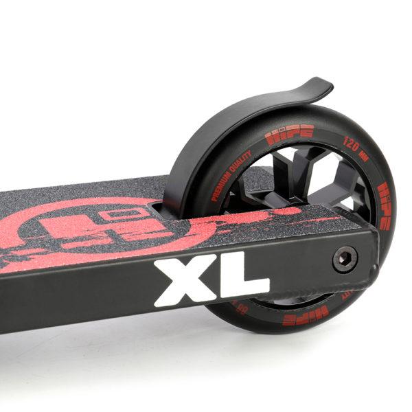 Hipe XL Black Red
