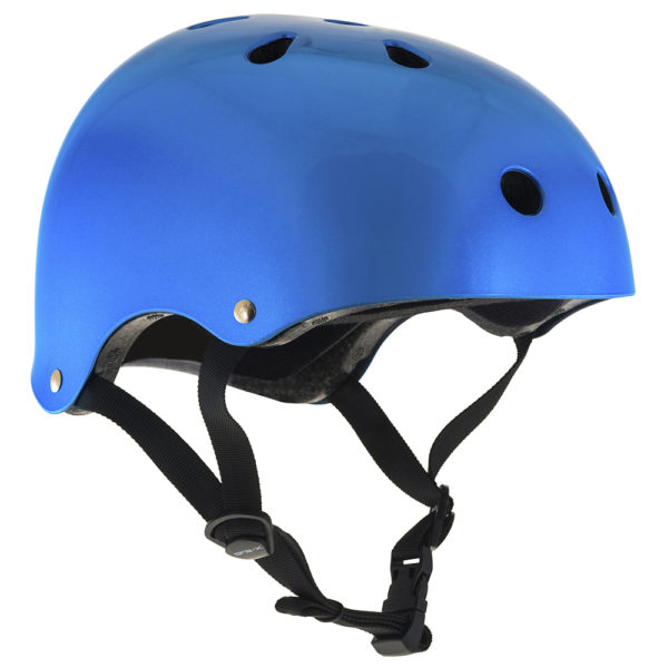 SFR Essentials Helmet Metallic Blue