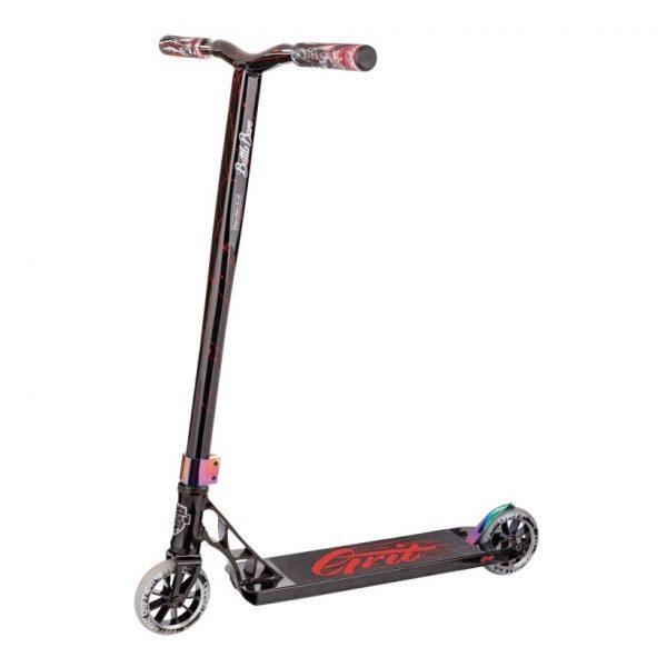 grit-tremor-scooter-black laser red