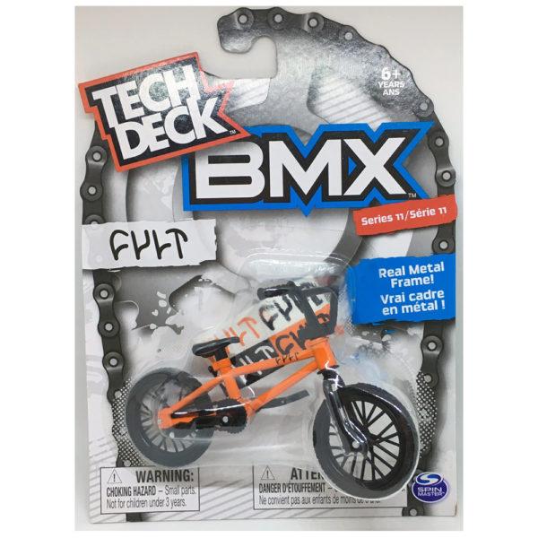 Tech Deck BMX Fult Naranja