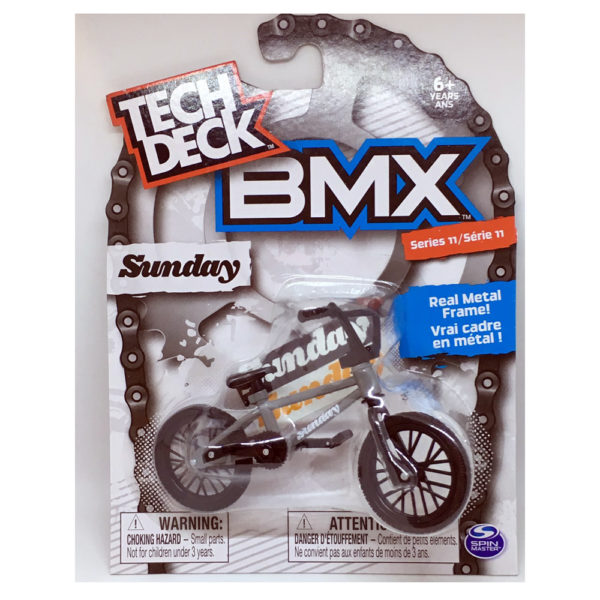 Tech Deck BMX Sunday Gris