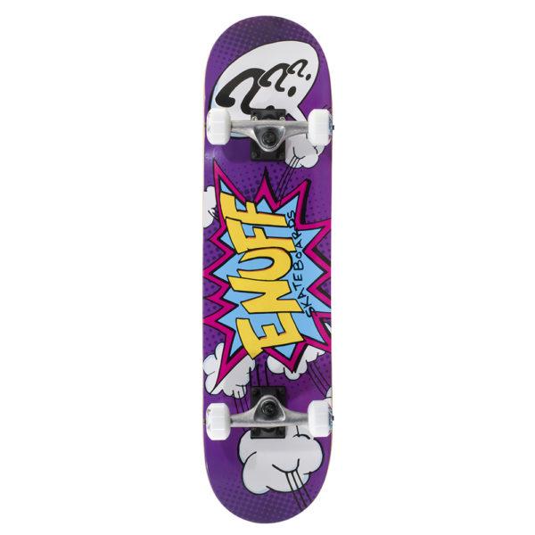 Enuff Skateboard POW Purple
